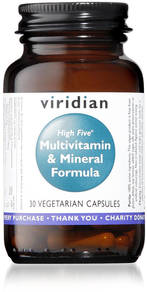 High Five Multivit & Mineral Formula