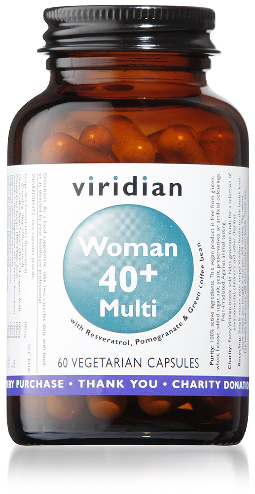 Woman 40+ Multi Veg