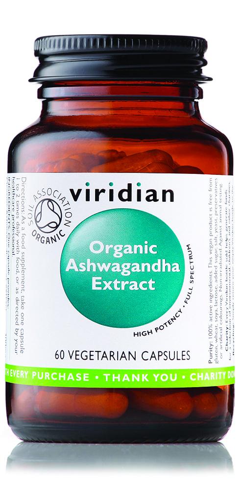 Organic Ashwagandha Extract Veg