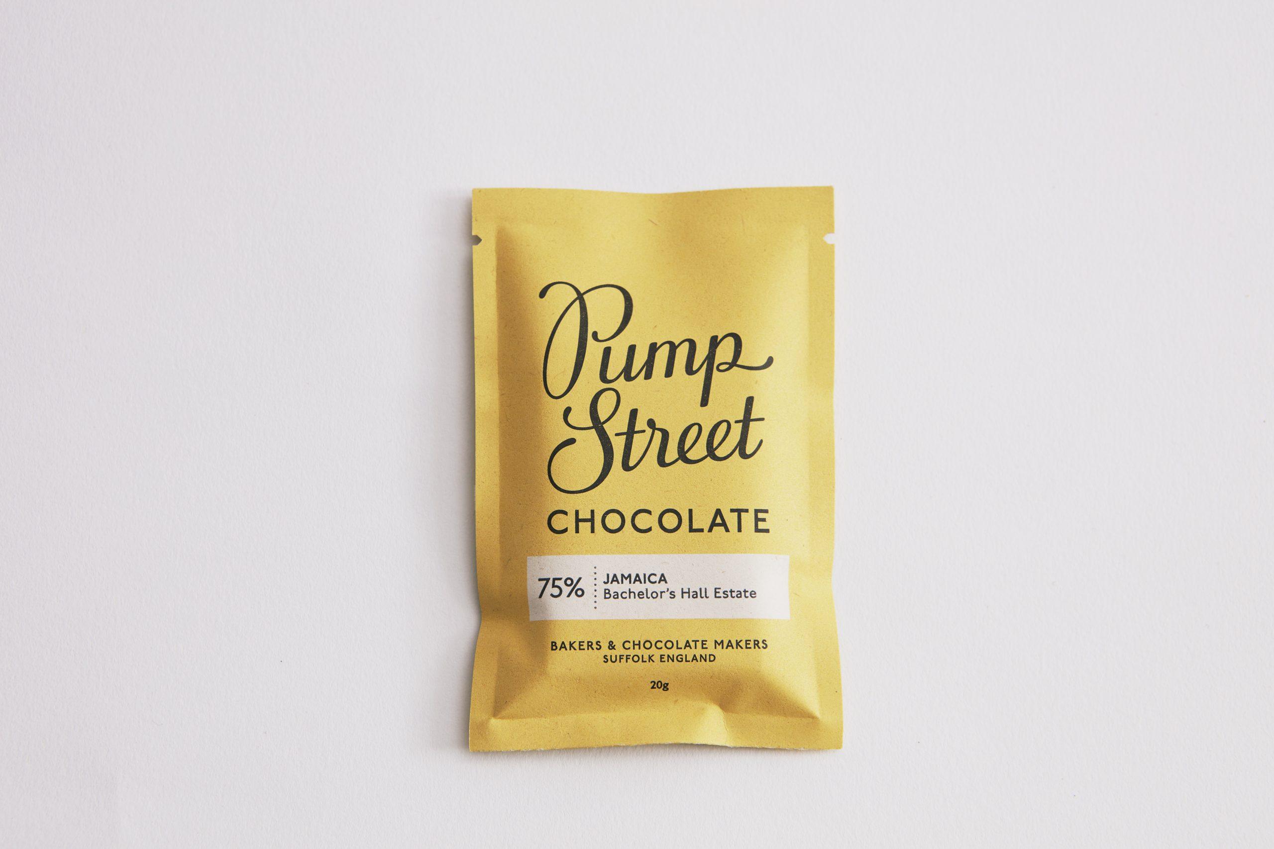 Jamaica 75% - 4x mini bars