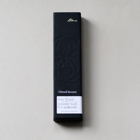 Incense - Inner Bloom : Lavender Bud, Mist, Sandlewood