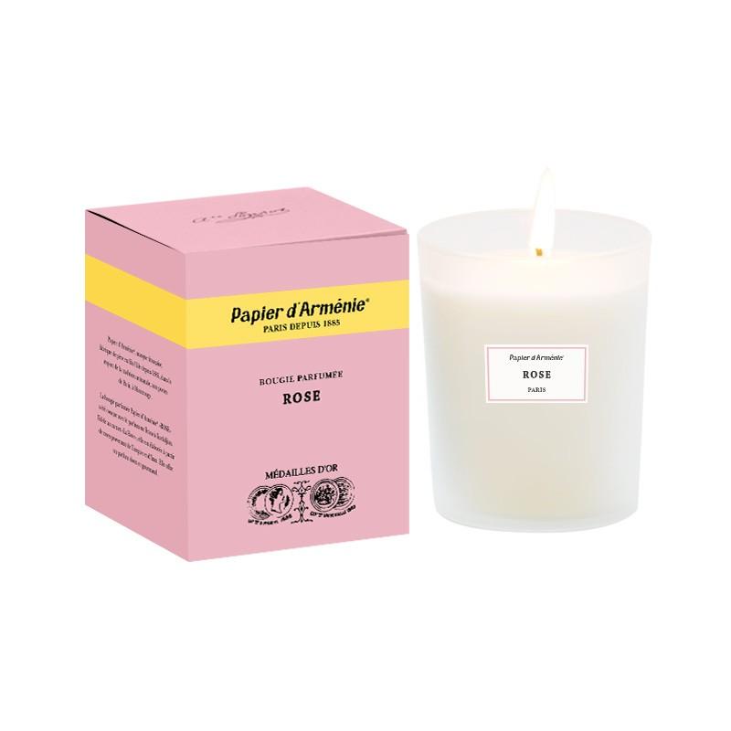 Candles - la Rose