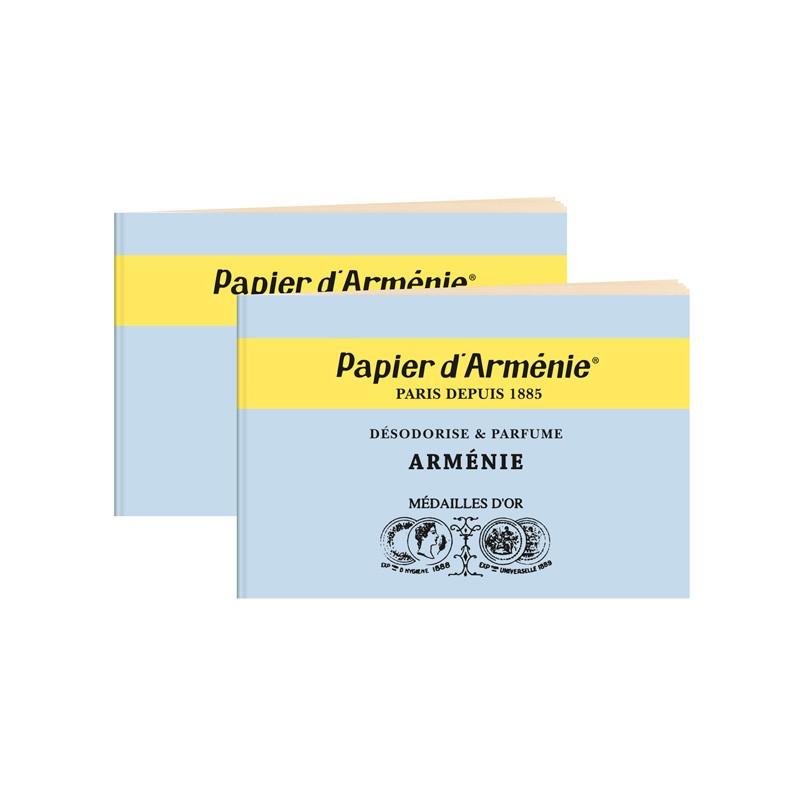 Booklet- l'Arménie
